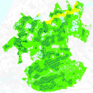 Landschappelijke openheid Groene Hart donker groen zeer open_1